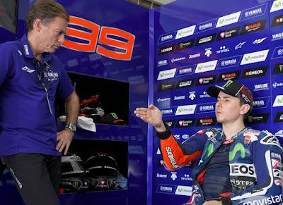 Alasan Yamaha Lebih Mementingkan Kontrak Lorenzo Dibanding Rossi