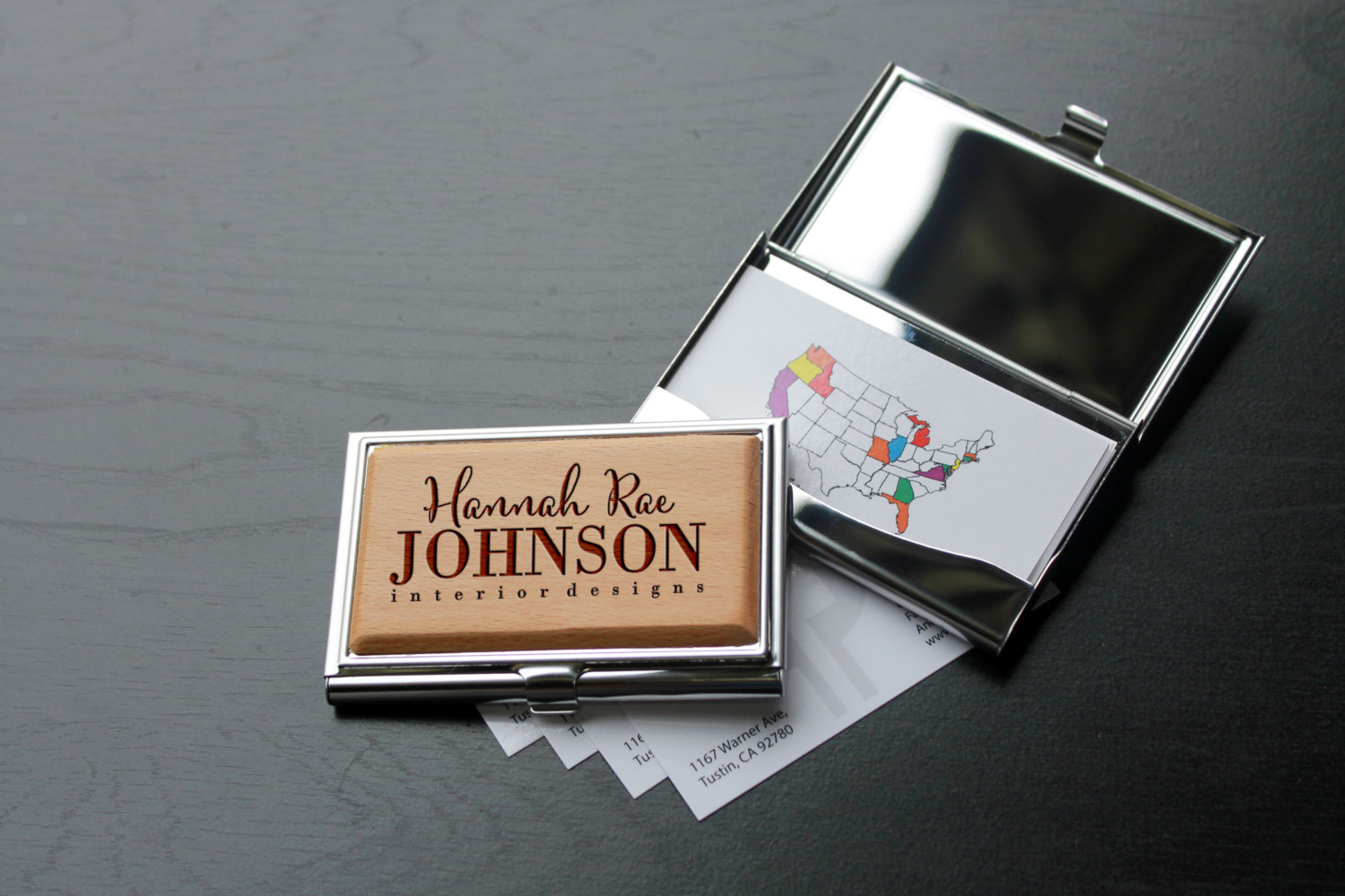 Engraved business cards business card tips engraved business cards colourmoves