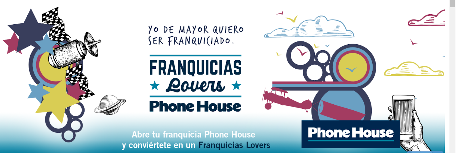 Condiciones franquicia Phone House