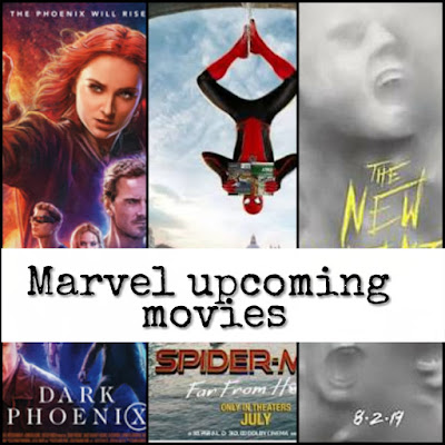 List of Upcoming Marvel Movies 2019 | List of Upcoming Marvel Movies