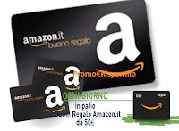Logo ''Il sapore della frutta Santal'': vinci ogni giorno buoni Amazon