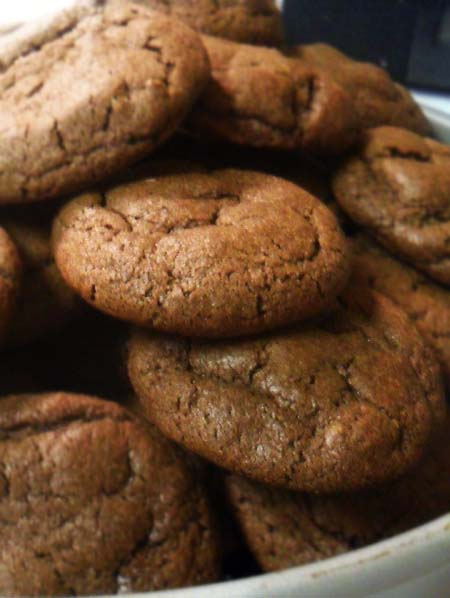 Chocolate Cocoa Cookies