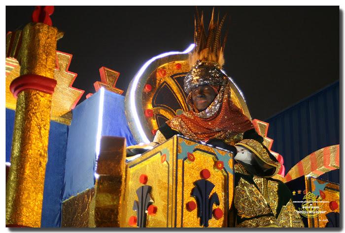 Trono del Rey Baltasar