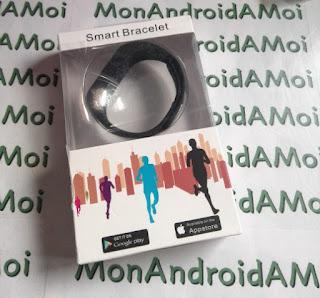 monandroidamoi trucs tests et tutoriels d ballage et test du bracelet connect smart. Black Bedroom Furniture Sets. Home Design Ideas
