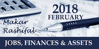 2018 February Capricorn Financial Forecast