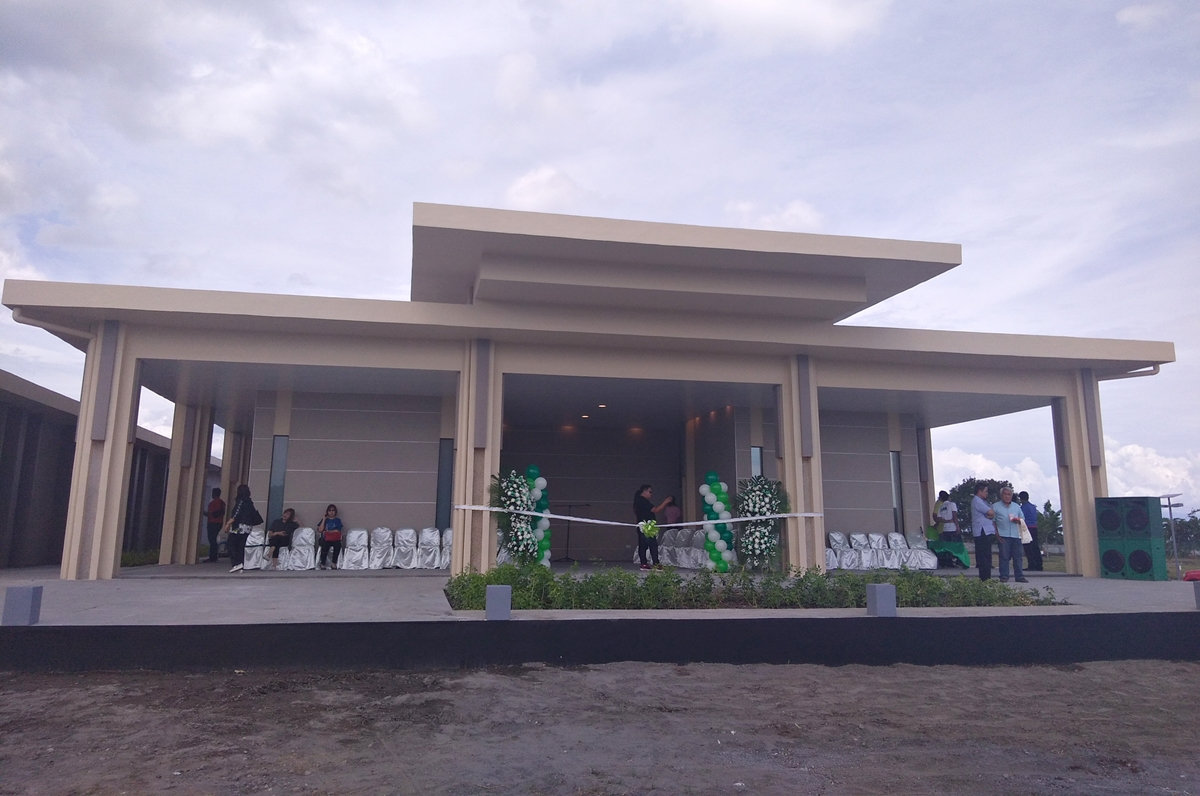 Largest memorial park in Mindanao now features first crematorium and columbarium facilities in SOCCSKSARGEN