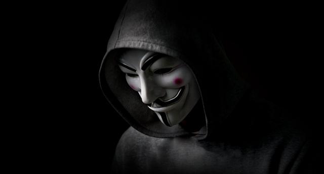 sejarah hubungan topeng anonymous hacker