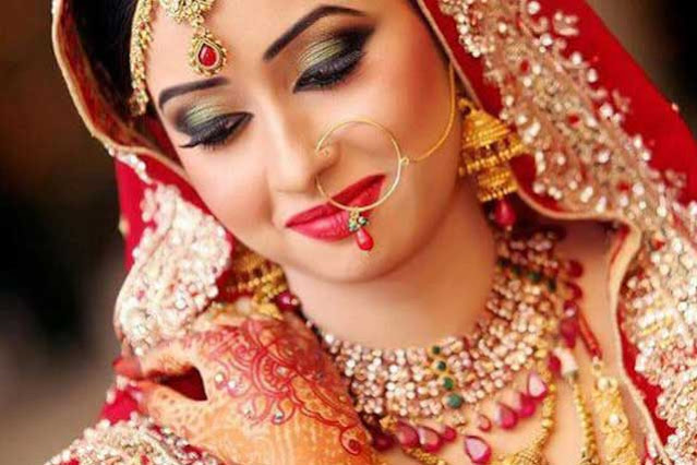best bridal makeup artist in delhi