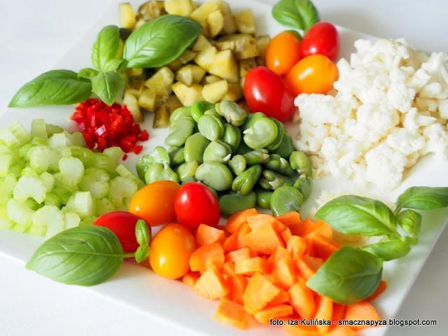 ryz z warzywami, risotto, danie na lato, letni obiad, co na obiad, wege, lekko i smacznie, zdrowo i kolorowo