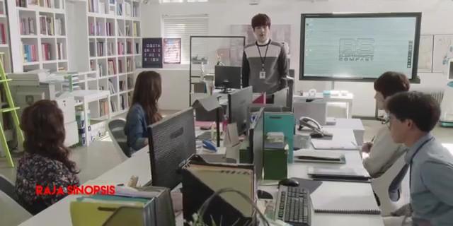 Sinopsis Web Drama Bong Soon A Cyborg in Love Episode 3