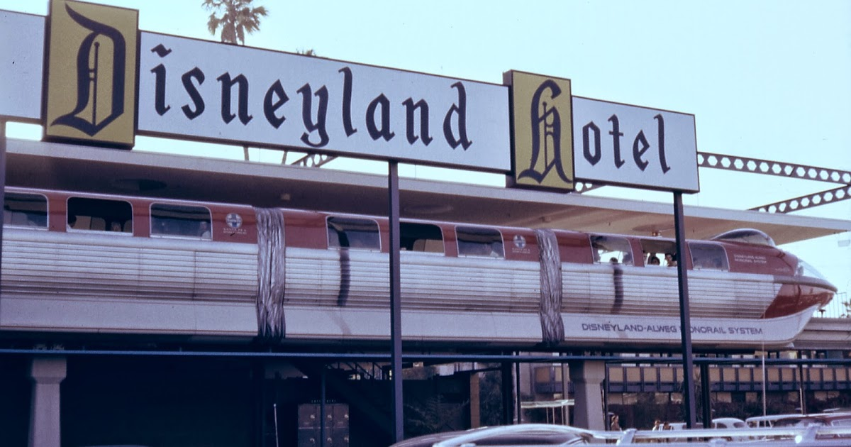 The History Of Disney 1970 At The Disneyland Hotel