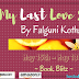 Book Blitz: My Last Love Story  by  Falguni Kothari