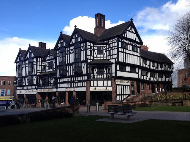 Casas típicas de Inglaterra