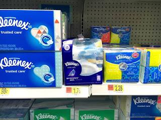 Kleenex Go Anywhere Pack