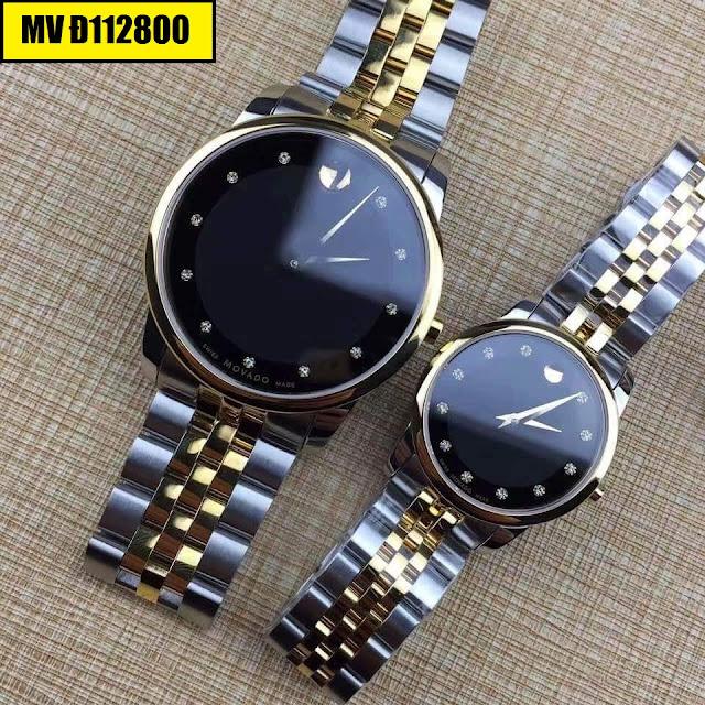 Đồng hồ cặp đôi MV D112800