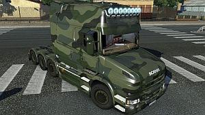 Army Scania T