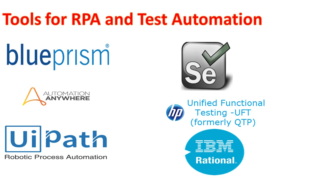 QA Automation_easy learn: 2018