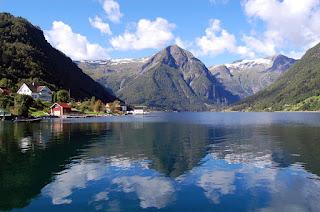 sognefjord norvegia