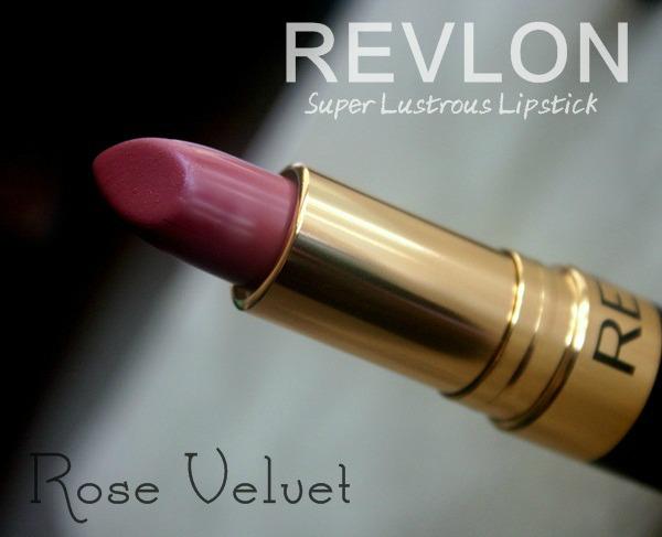 Revlon Rose Velvet