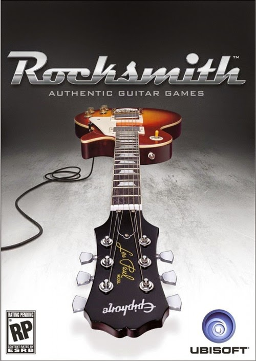 Rocksmith 2014 Edition Rock Music Game