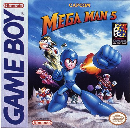 Megaman V (GB)