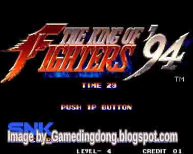 The King of Fighter 94