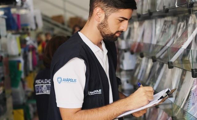 Anápolis: Variação de preço nos itens de material escolar chega a 690%