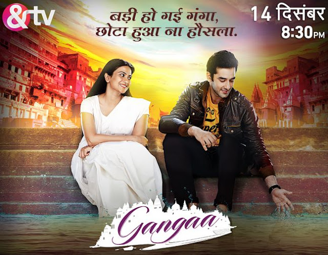 'Gangaa' &Tv Serial with New Plot Wiki |Promo |Star-Cast |Title Song |Timing |Pics |14 December