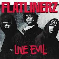 Flatlinerz - 1994 - Live Evil (Promo CDS)