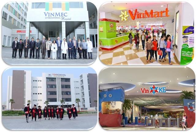 Các dịch vụ, tiện ích đẳng cấp của Vinhome