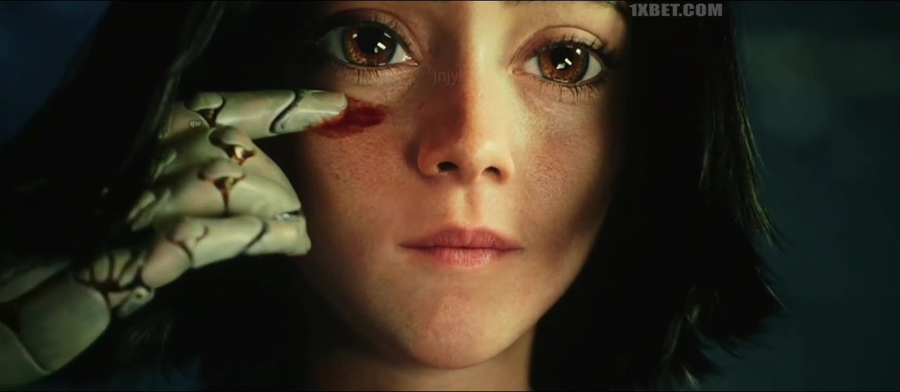 Alita Battle Angel (2019) HD Movie Screenshot
