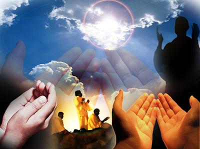 Delapan Khasiat  Berdoa Bagi Kesehatan Tubuh 1