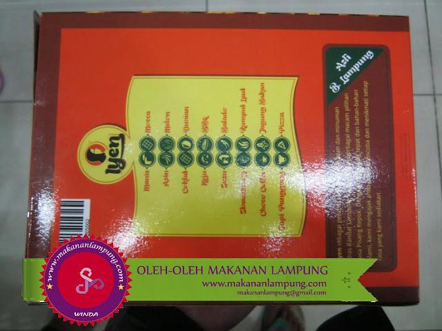 Keripik Pisang Lampung