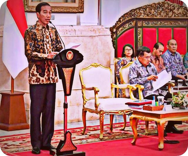 Presiden Jokowi Fokus Program Pemerataan pada 2017 dan 2018
