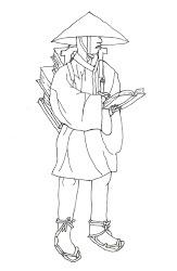 Simple Japanese Drawings 1