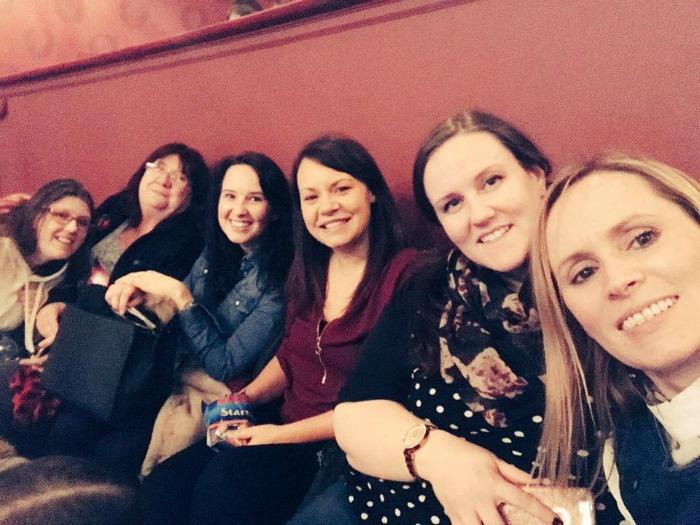 Photo of local Cardiff mummy bloggers