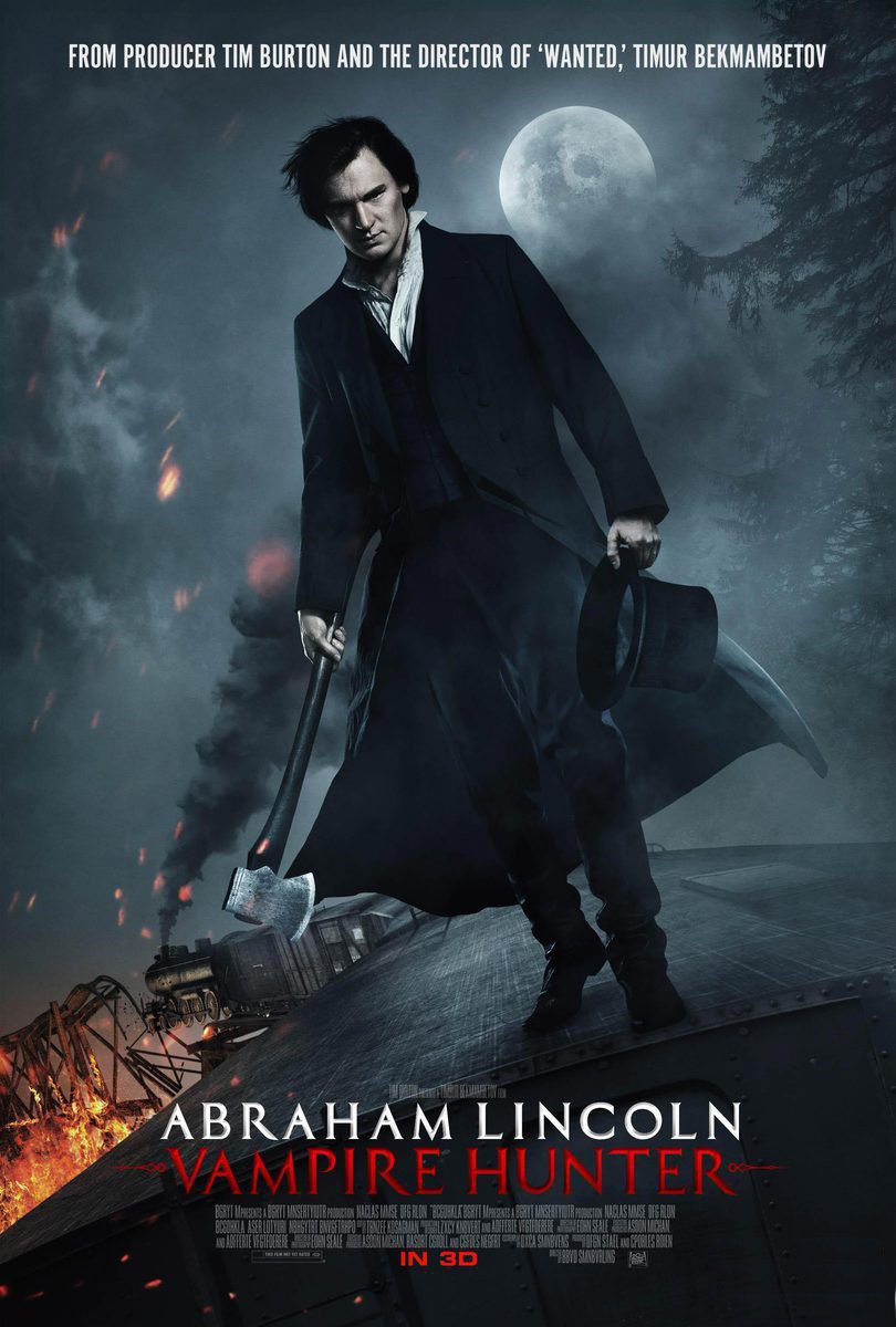 Nonton Film Abraham Lincoln: Vampire Hunter (2012)