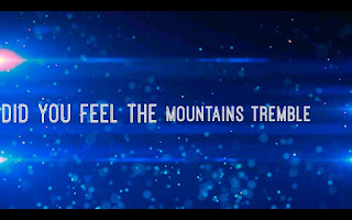 Liric and Cord Did You Feel The Mountains Tremble