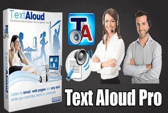 تحميل وتفعيل برنامج TextAloud 4.0.51 عملاق قراءة النصوص وتحويلها إلى ملفات صوتية