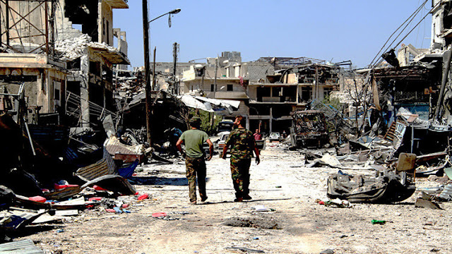 """""""EE.UU. no quiere publicar los acuerdos de Siria porque revelarían quién no los cumple"""""""