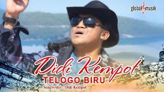 Lirik Lagu Telogo Biru - Didi Kempot