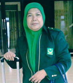 Hj. Rini Anggriani, Caleg PBB No Urut 2 Dapil Asakota Mengucapkan Selamat HUT ke-17 Kota Bima