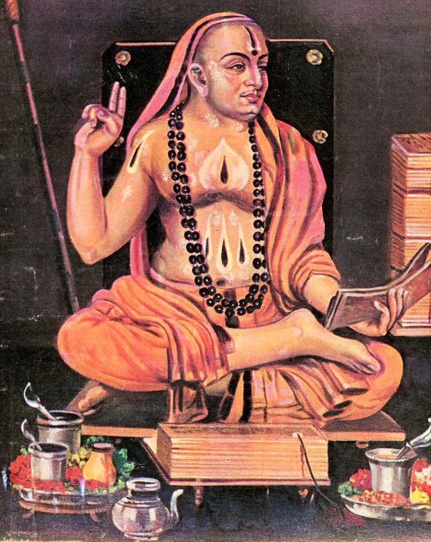 Image result for madhvacharya