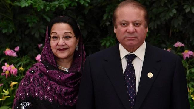 Kalsoom Sharif to seek parliament seat of Pakistan's ousted Prime Minister Nawaz Sharif