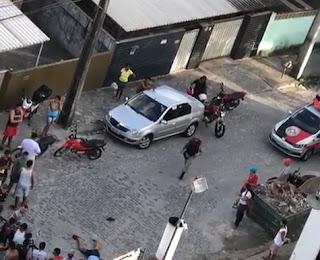 Homem é assassinado a tiros em avenida de João Pessoa