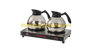 Bộ bếp hâm nóng cà phê 1.7 lít