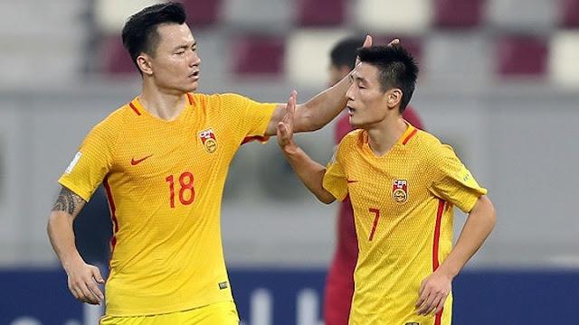 12. Trung Quốc - 1 trong 3 đội nhì có thành tích tốt nhất vòng loại thứ 2.