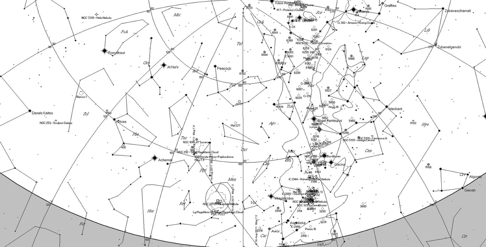 Astroblog Comet 45p Honda Mrkos Pajdusakova Visible In