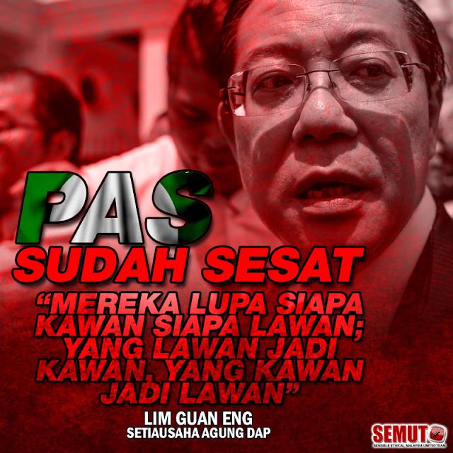 PAS Sesat - Lim Guan Eng [Video] #DAP
