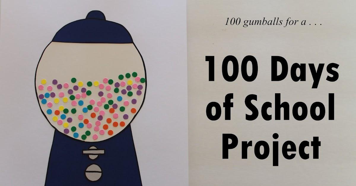 Serving Pink Lemonade 100 Days of School Project